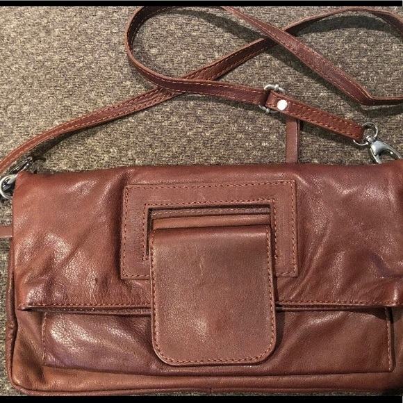 Pelle Pelle Handbags - Vtg Pella Leather Purse made in Italy